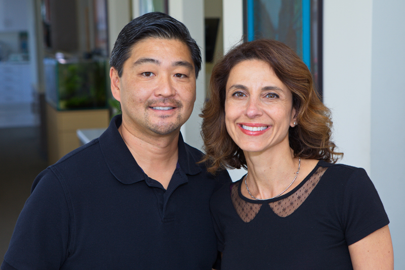 Burbank Dentists: Leigh Sekimoto, DDS and Lena Bedrossian